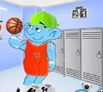 Sporty Smurf Dress Up